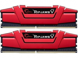 G.Skill Ripjaws V 16GB (2x8GB) 3200MHz CL15 1,35V RED (F4-3200C15D-16GVR)
