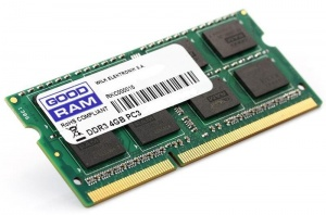 GOODRAM SODIMM 4GB 1600MHz CL11 Lov Voltage 1,35V OEM (GR1600S3V64L11S/4G)