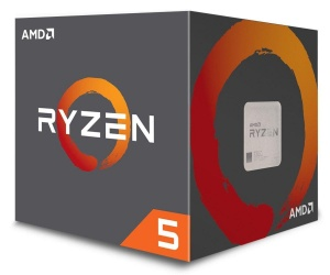 AMD Ryzen 5 2600 AM4 BOX (YD2600BBAFBOX)
