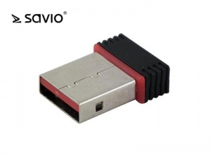 Adapter WiFi Savio CL-43 (CL-43)