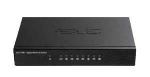 Switch ASUS GX-U1081 8x10/100/1000 Mbps VIP Port (GX-U1081)