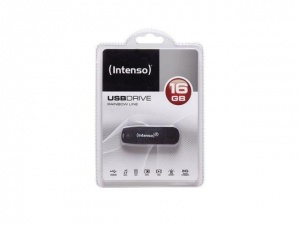 Pendrive Intenso 16GB Rainbow Line USB 2.0 Black (3502470)