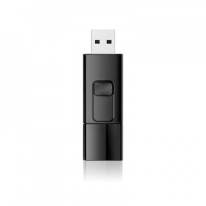 Pendrive Silicon Power 16GB 3.0 Blaze B05 Classic Black (SP016GBUF3B05V1K)